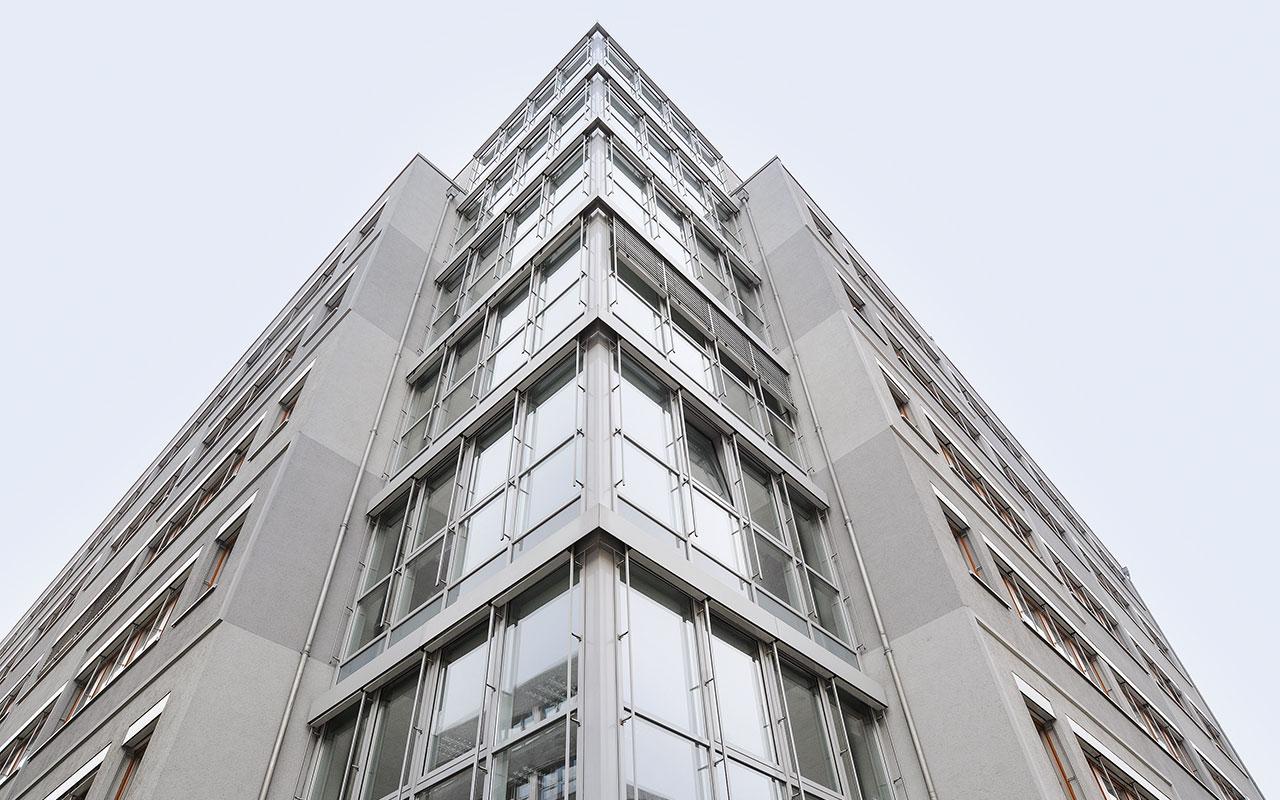 moderne architektur in der city s d pott harms immobilien neu gedacht. Black Bedroom Furniture Sets. Home Design Ideas